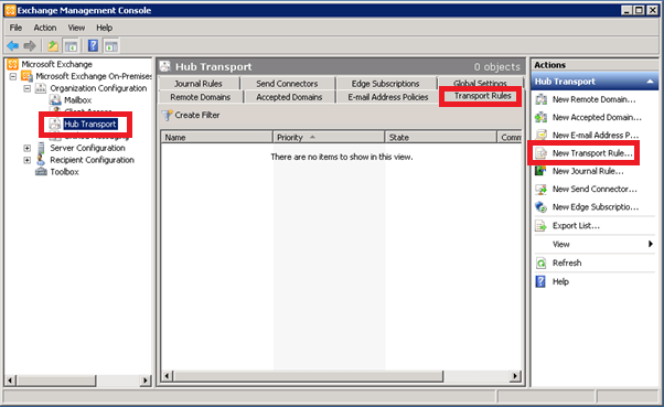 Create an Exchange 2010 signature | Email Signature Handbook